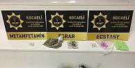 Kocaeli'de uyuşturucu operasyonunda yakalanan 5 şüpheli tutuklandı