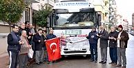 Kocaeli'den İdlib'e yardım