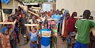 Kocaelin'de İhtiyaç Sahiplerine Ramazan'da Gıda Yardımı