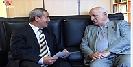 Meclis Başkanı Kahraman'la tarihi röportaj!