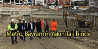 Metro, Bayram'ın Yakın Takibinde
