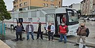 MHP Dilovası İlçe Yönetiminden Kan Bağışı
