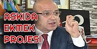 """MHP Kocaeli'nin Gündemi 'Askıda Ekmek Projesi"""""""