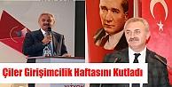 Nail Çiler Girişimcilik Haftasını Kutladı!
