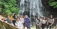 Öğrenciler Doğa Gezisinde Buluştu