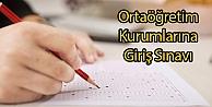 Ortaöğretim Kurumlarına Giriş Sınavı