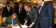 Cumhurbaşkanı Erdoğan Özbekistan ve Güney Kore ziyaretini tamamladı
