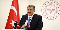 Sağlık Bakanı Koca Türkiye'deki ilk koronavirüs vakasını açıkladı