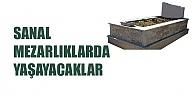 Sanal Mezarlık Projesi..