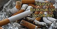 Sigarayı Bırakmak İçin Destek Alın