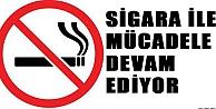 Sigarayla Mücadelede Yeni Önlemler!