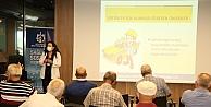 Ticari taksi sürücülerine Covid-19 eğitimi