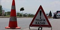 Trafik Kazası: 1 ölü, 1 yaralı!