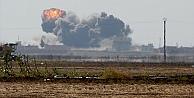 Türk ve Rus jetleri DEAŞ hedeflerini vurdu!