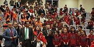 Vali Aksoy öğrencilerle buluştu