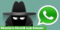 Whatsapp'la Güvende miyiz?