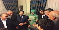 Yaman Ailesinin mutlu günü