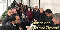 Yaman'dan Flormar Ziyareti!