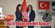 Yaşa Erdoğan yeniden başkan