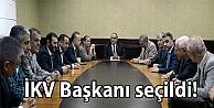 Zeytinoğlu, İKV Başkanı seçildi!