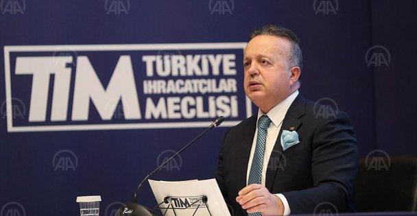 TİM Başkanı Gülle: Türk ihracatına yeni bir yol haritası çizmeyi amaçladık