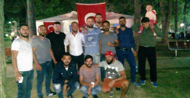 Trabzonlu Gençlerden örnek davranış