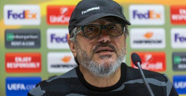 Trabzonspor, Kocaelispor'un teknik direktörü Mustafa Reşit Akçay için