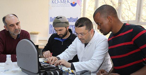 TRT çalışanlarına KO-MEK'ten eğitim