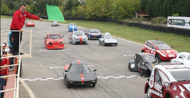 'TÜBİTAK Efficiency Challenge Elektrikli Araç Yarışları'
