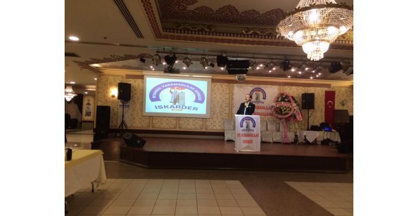 Türkistan'dan Karaman'a Devri Alem