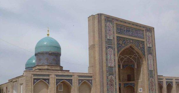 Türkistan'ın kalbi Özbekistan ve Kazakistan'a gidiyoruz