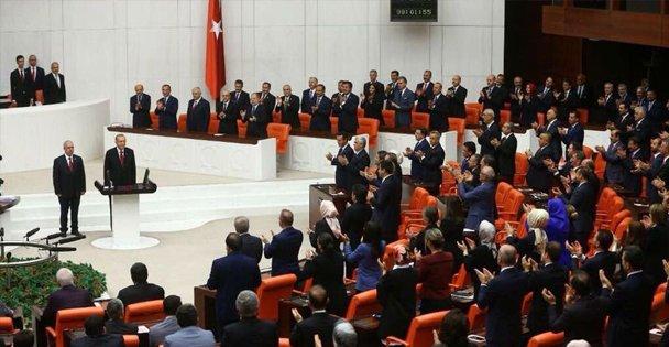 Türkiye Cumhurbaşkanlığı hükümet sistemine geçti