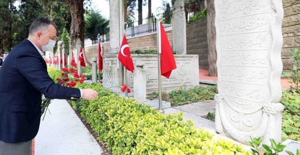 """'Türkiye olarak tarihi bir yükselişin içindeyiz"""""""
