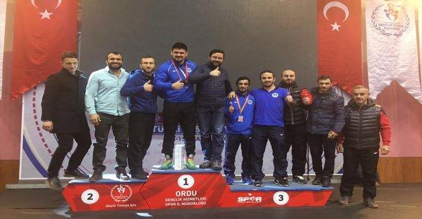 Türkiye Şampiyonu Kağıtspor'dan!