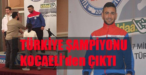 Türkiye Şampiyonu Kocaeli'den Çıktı