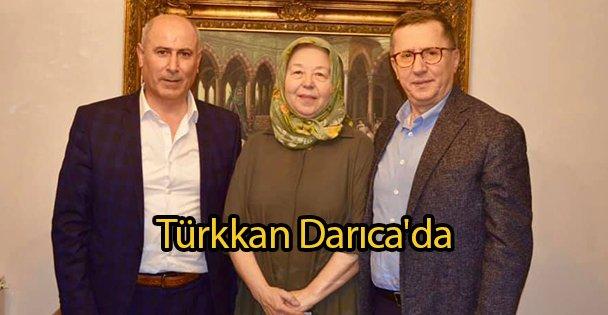 Türkkan Darıca'da