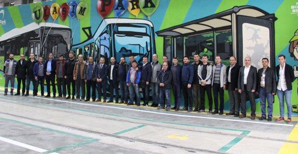 Ulaşımpark Türsid'e ev sahipliği yaptı