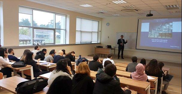 'Uygulamalı Biyoproses Eğitimi' Düzenlendi