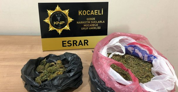 Uyuşturucu operasyonunda yakalanan 33 şüpheliden 17'si tutuklandı