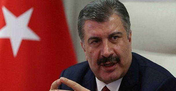 Sağlık Bakanı Koca: Koronavirüs tanısı konan hasta sayımız 47 oldu