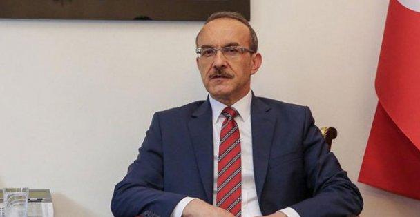 Vali Yavuz'dan 19 Eylül Gaziler Günü mesajı