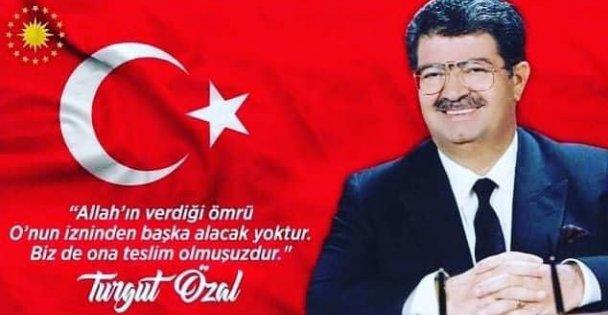 Vefatının 27. Yıl  Dönümünde Özal'ı Rahmet ve Saygı ile Anıyorum
