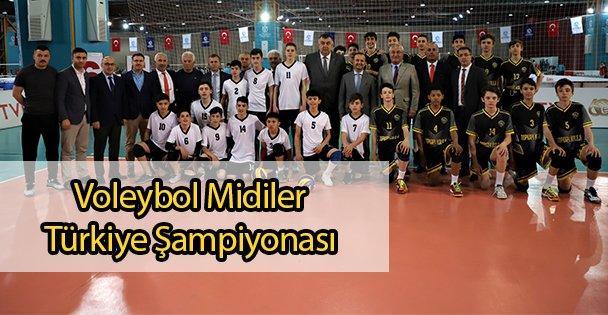 Voleybol Midiler Türkiye Şampiyonası