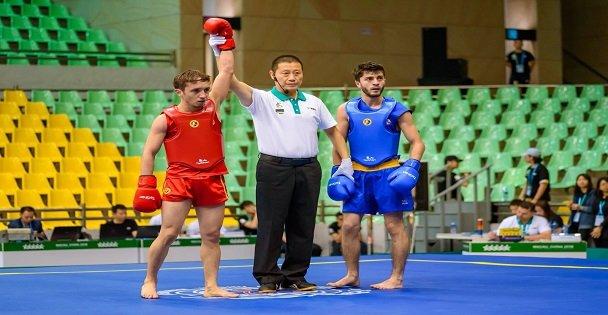Wushu Şampiyonasında Dünya 2.'si Oldu