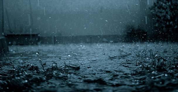 Yağmur geri dönüyor