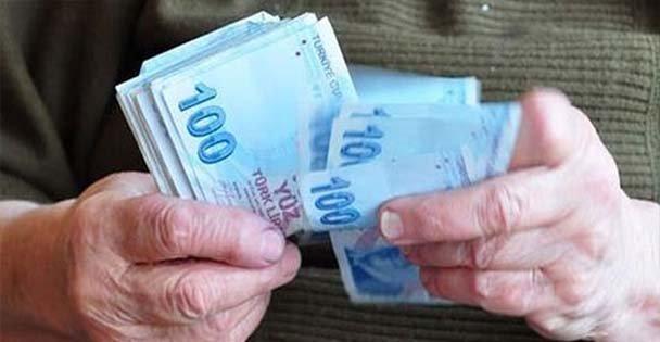 Yaşlıya 812 TL maaş
