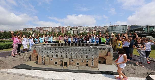 Yaz Okulu Gezi Programı Düzenledi