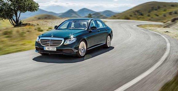 Yeni Mercedes Benz E Serisi Türkiye'de