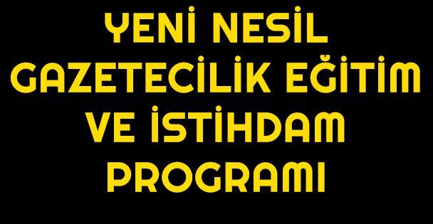 Yeni Nesil Gazetecilik Eğitim Ve İstihdam Programı Tanıdım Toplantısı