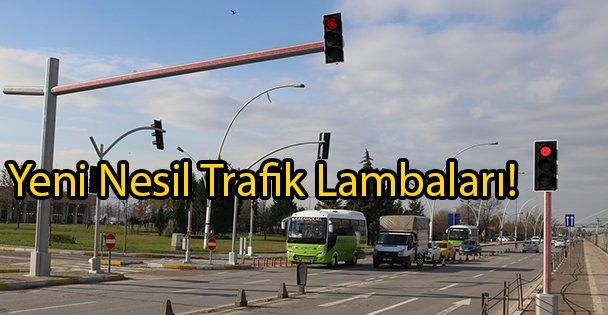 Yeni Nesil Trafik Lambaları!